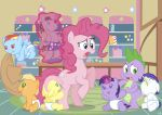 Pinkie Pie the Babysitter by ViralJP