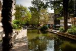 San Antonio River Walk by Colin-Moore