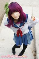 I'm the boss! - Yurippe Angel Beats! Cosplay by NyanRuki