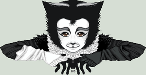 Magical Mr. Mistoffelees by motsure