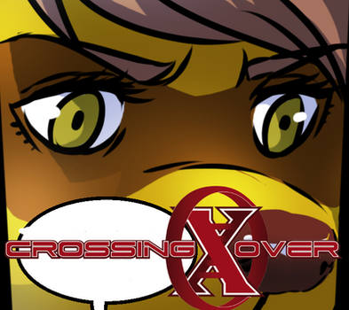 Crossing-Over #138 by co-comic