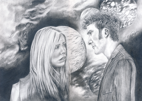 Doctor Who - The end of days by sgarciaburgos