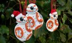 BB8 Star Wars Christmas Decorations FOR SALE! by stephanie1600