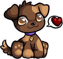 Puppy by Sprits