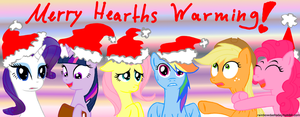 merry heraths warming by Senaris