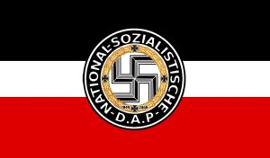 -2018- National Socialist German Workers' Party by AmericanSFR