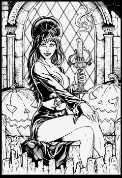 Elvira by x-catman