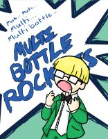 muh... MULTI BOTTLE ROCKETS by chikisingergrl