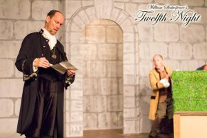 Malvolio's Letter by Labrug