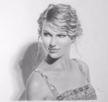 Taylor Swift - Love Story by FromPencil2Paper