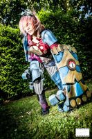 VI League Of Legends : Need to fight by AxelTakahashiVIII