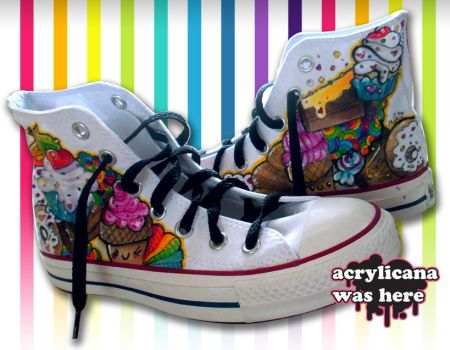 Sweety Yum Yum Shoes by marywinkler
