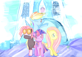 READY FOR MLP:FIM SEASON 3?!? by PuyoPopLover