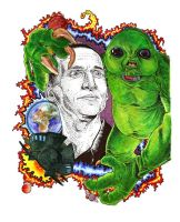 Slitheen by fresian-cat