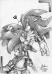 sonadow.. two in love by I-CyBeR-NeTiCs-I