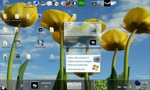 taskbar vista revisited by besnath