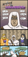 MORONTOPIA: Assassin's Creed Chapter 14 by Demondog888