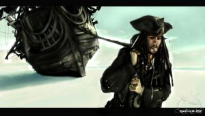 Pull the Pearl,Jack! by Komy Fly by KomyFly