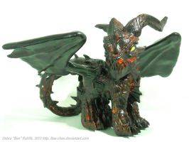 WoW Deathwing custom resculpt shot 10 by Bee-chan