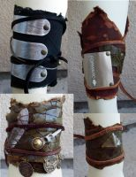 New Old Looking Cuffs by Xavietta
