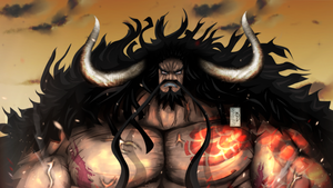 Kaido of the 100 Beasts by Jayto91