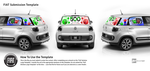 Fiat puts the FUN in 500! by BatmanWithBunnyEars