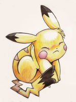 cute pika pose by PlushPaws