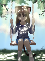 Neko swing remake by Neko-Onigiri