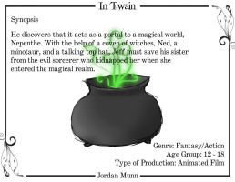 In Twain Synopsis 2 by DrinkTeaOrDie