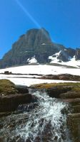 Logan's Pass- Mount Clements by Rodie-the-Nightblade