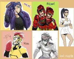 Real steel-Humanized by GAN-91003