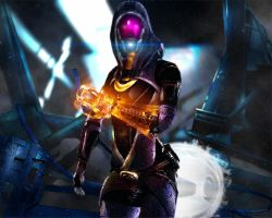The Engineer by Sp1ash