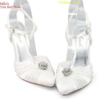 Sally's Yule Ball Shoes. Wedding Shoes. by HPandThe13GirlsPlus1