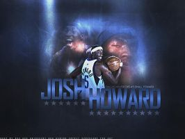 Josh Howard by K1lluminati