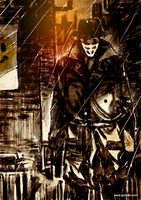 Rorschach by GeeHALE