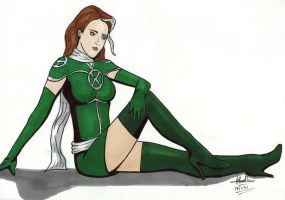 Rogue... again by mumblingwildebeest