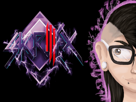 Skrillex by Honey-PawStep