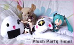 Plush Party Time by Zukimime