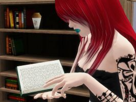 Reading for Revolution by Bitch-on-PMS