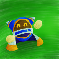 ~Magolor~ by Nintooner