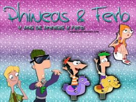 4 png The Phineas and Ferb. by Linsaay