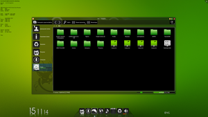 Mint 13 KDE by Action102090