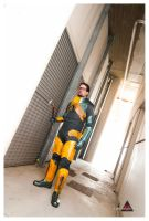 Gordon Freeman - 01 - by Outlanders