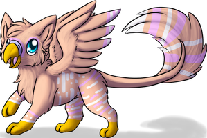Griffin Adopt (Closed!) (Name Your Price!) by Firestar999