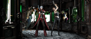 Devil May Cry by James--C