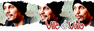 Ville H Valo by Bisi--Dsgn