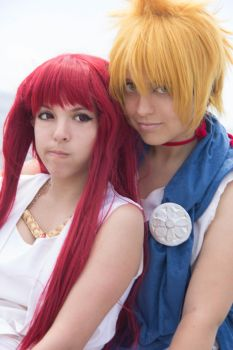 This is happiness - MAGI by NamiWalker