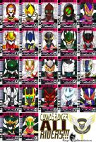 CR DCD Card Series All Riders by OjiFzn