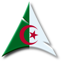 Algeria Arch Logo by Ghost1227