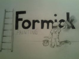 Formick Painiting by Cheetah71